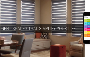 Motorized Window Shades – Hunter Douglas