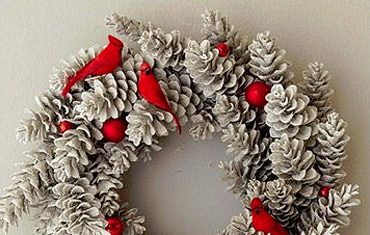 Tis The Season To Make Wreaths!
