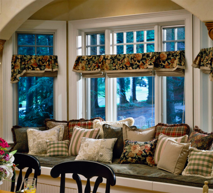Lovely transom window treatment ideas front transom window curtain.