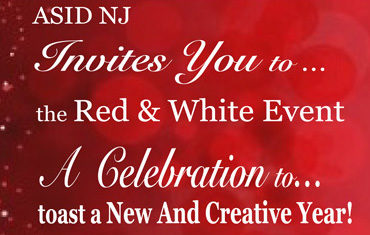 Celebrate the New Year In Red & White Style!