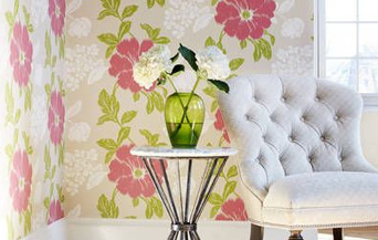 Designs by Anna French #WALLPAPERWEDNESDAY