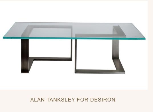 Alan Tanksley furniture