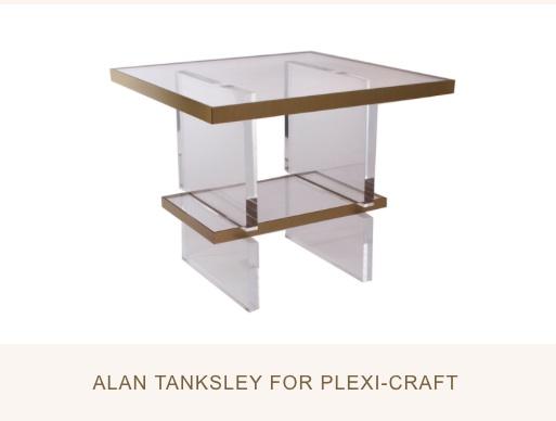 Alan Tanksley furniture design