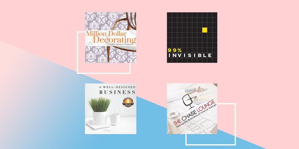 best-interior-design-podcasts