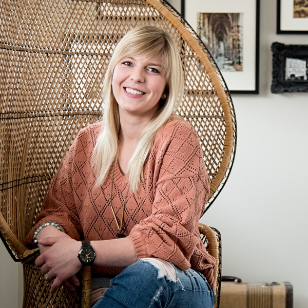 Kelsey Grose of farmers Daughter Interiors