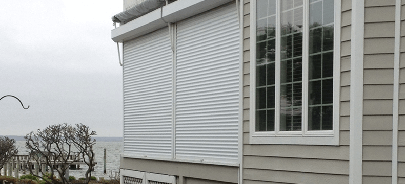 Outdoor Storm Shutters