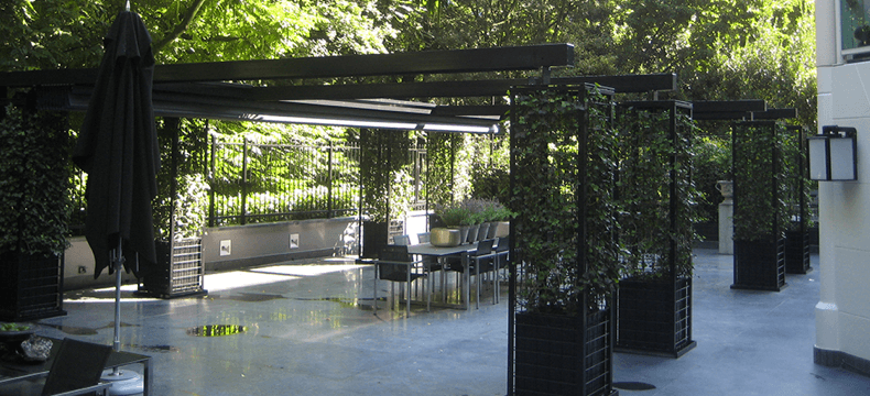 Pergola and Freestanding