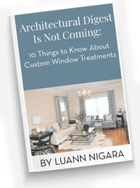 Architectural Digest is Not Coming