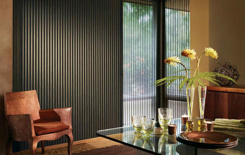 Alustra Duette Honeycomb Shades With Vertiglide