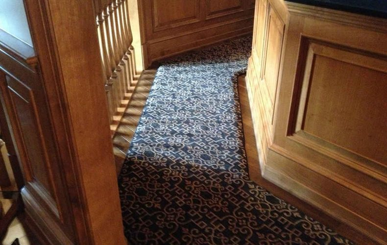 Custom Rug For Stairs