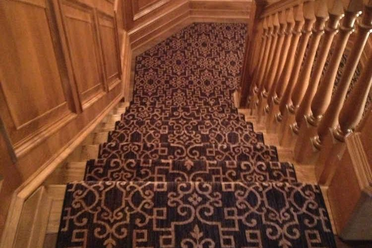 Custom Stair Runner Carpet