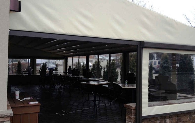 Delicious Heights Outdoor Awning