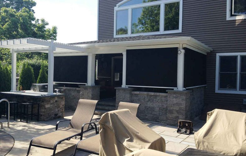 Durasol E3000 Patio Shades