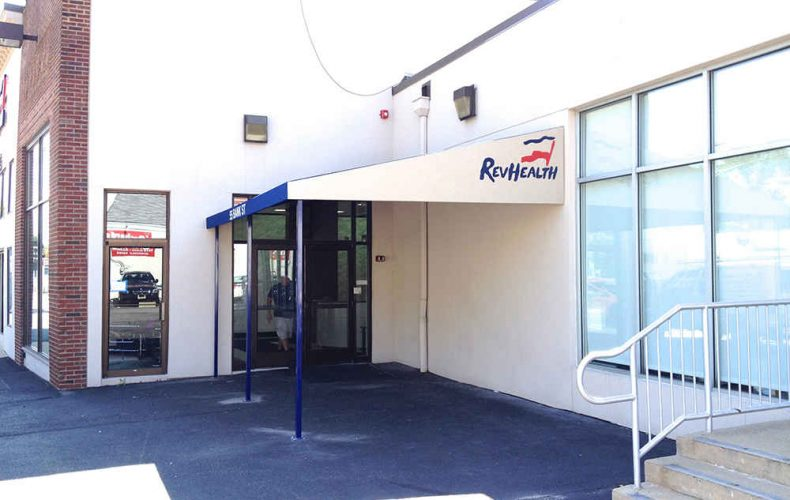 Durasol Front Entrance Shed Roof Awning For Revhealth