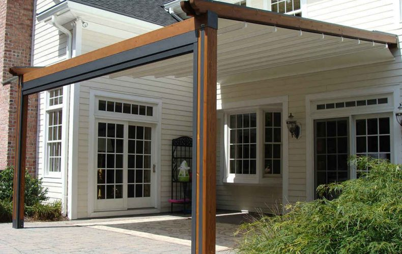 Durasol Gennius Retractable Awning Project