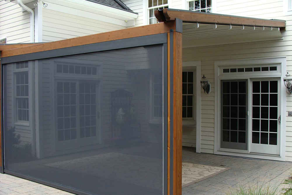 Outdoor Shades Window Works