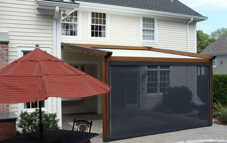 Durasol Gennius Retractable Outdoor Awning