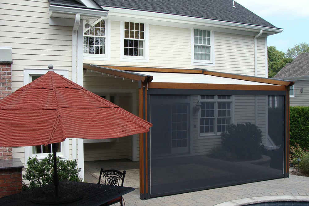 Outdoor Shades - Window Works