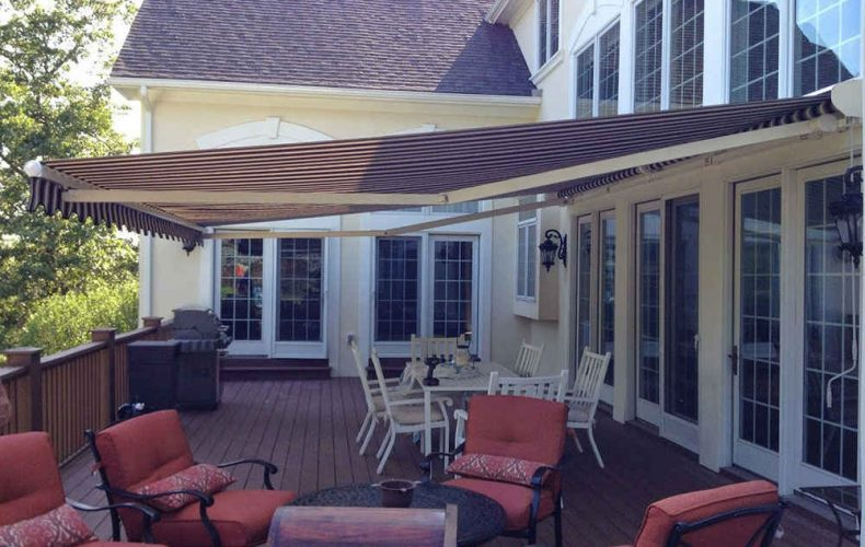 Durasol Retractable Patio Awning