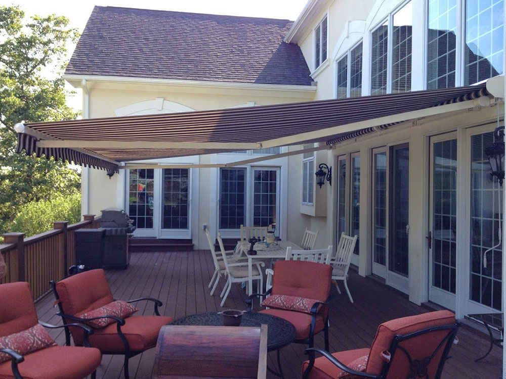 Retractable Awnings - Window Works