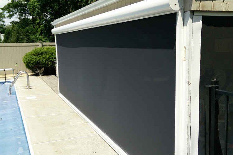 Exterior Solar Screen Shade