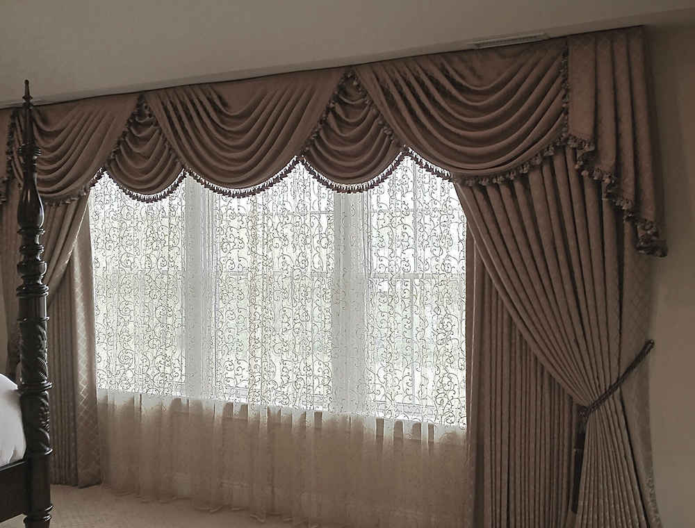 Trad Window Treatments Window Works