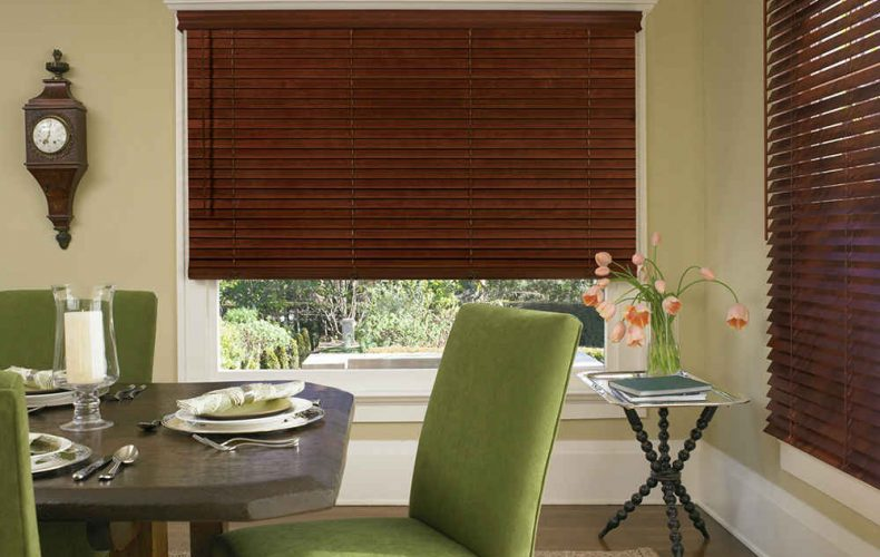 Hd Parkland Wood Blind