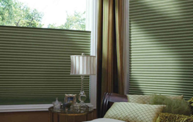 Hunter Douglas Duette Bottom Up Top Down Eclipse