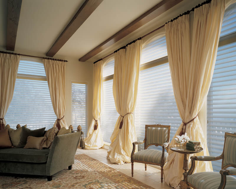 Hunter-Douglas-Silhouette-with-Drapes