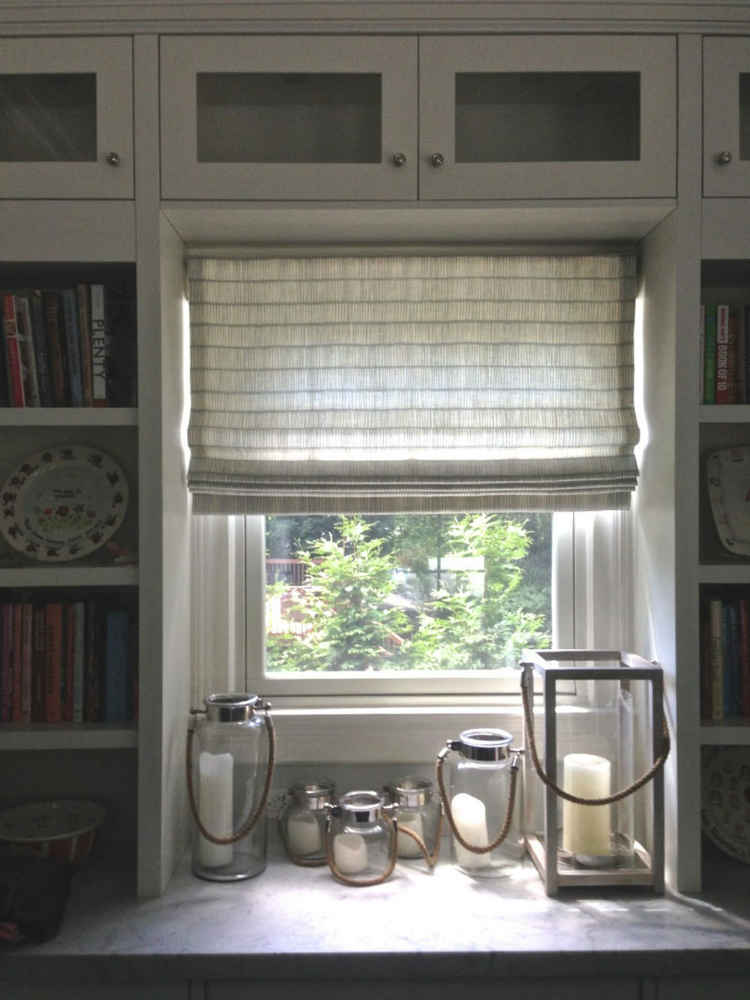 Roman Shades - Window Works