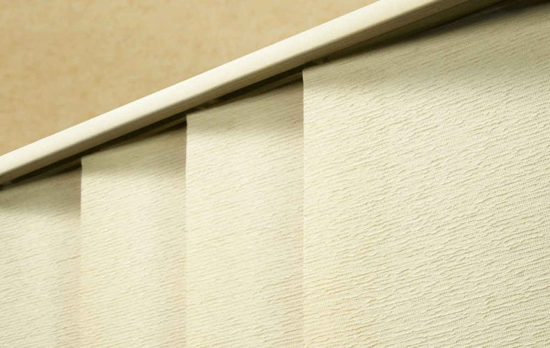 Skyline® Gliding Window Panels Headrail