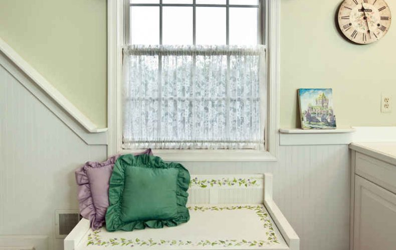 Valance For Girls Bed Or Bath