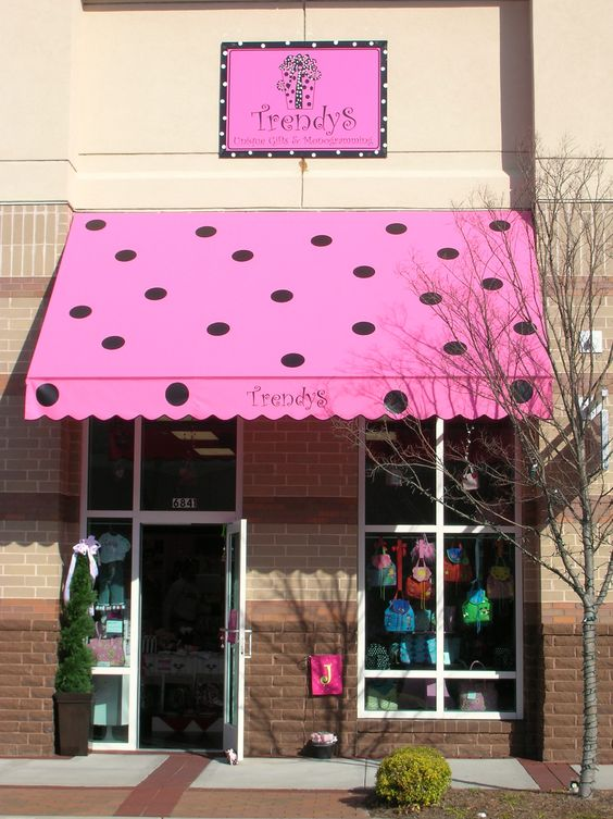 business awnings
