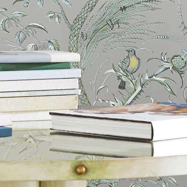 Hummingbirg Wallpaper Classic