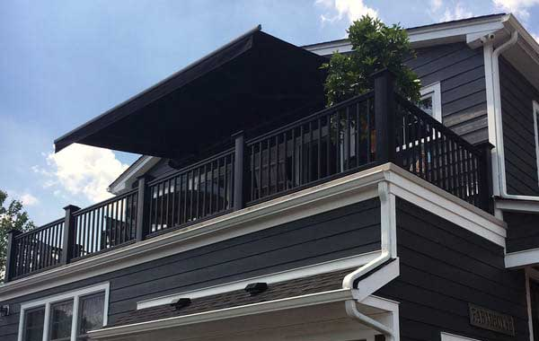 Retractable Awnings For Decks Amp Patios Window Works Nj