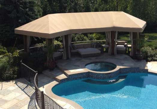 Freestanding Awnings Canopies Window Works Nj