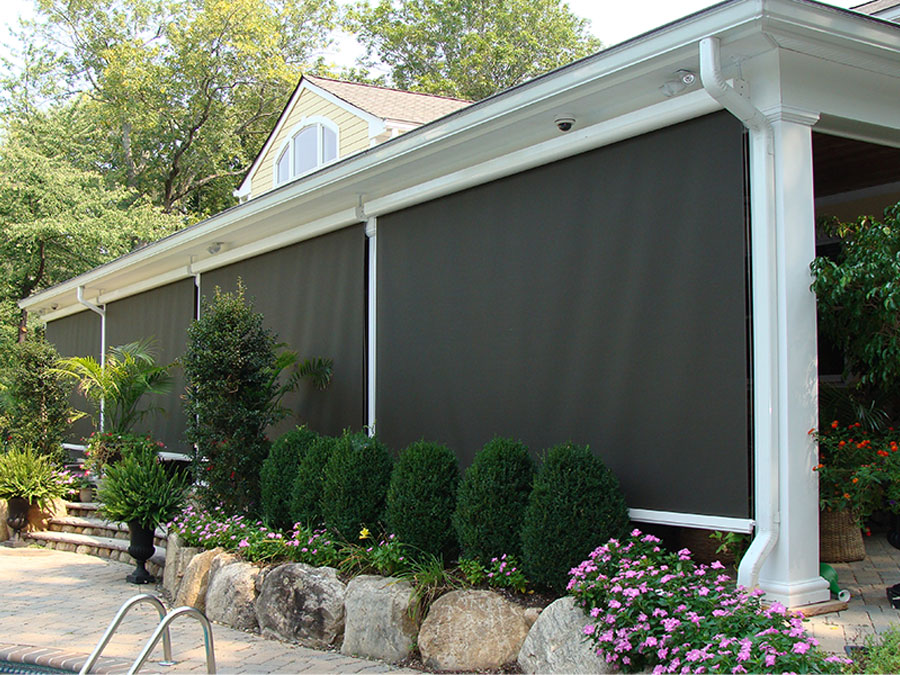 Outdoor Shades For Porch