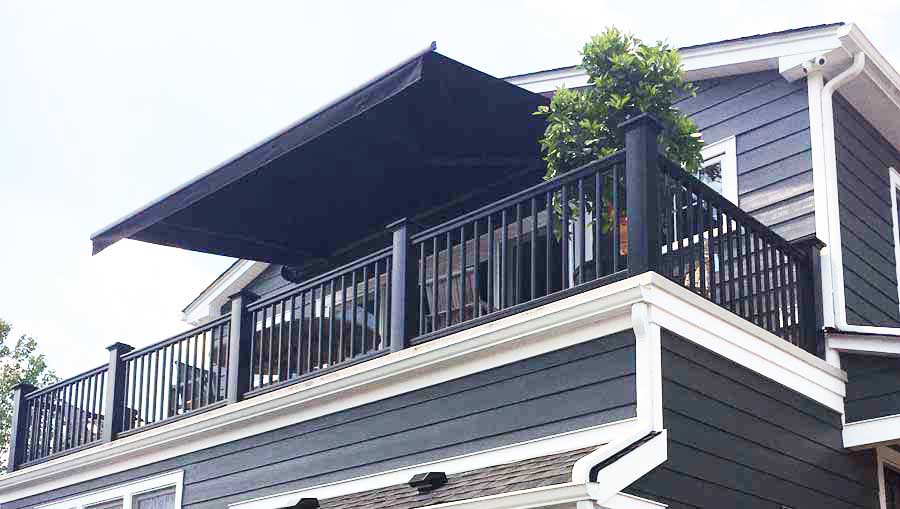 Awnings for Decks - The Ultimate Guide - Window Works NJ