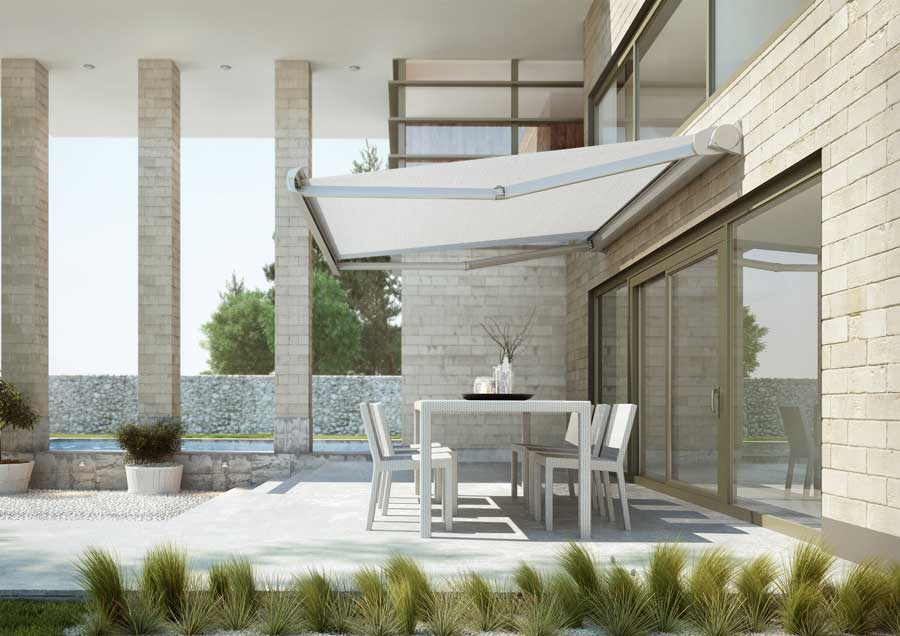 Domea Full Cassette Retractable Awning