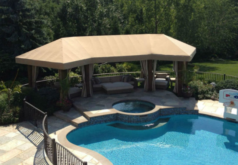 How to Choose a Deck Canopy <br>(and Why You Need One)
