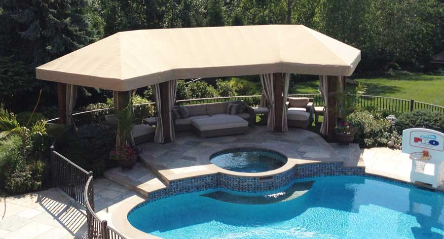 Freestanding Awnings Nj