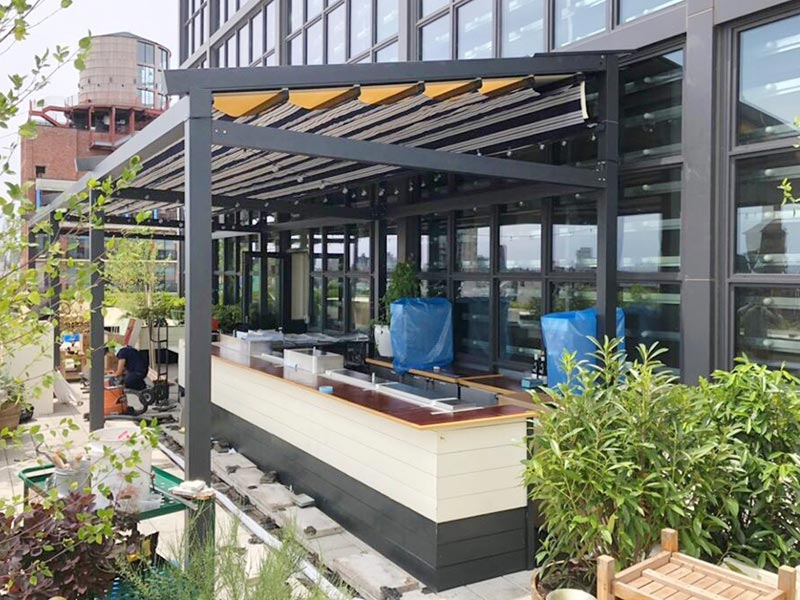 Restaurant Awnings: 3 Ways an Awning Will Attract Social ...