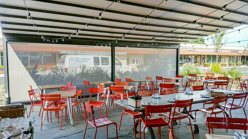 Increase Your Restaurant's Bottom Line With A Gennius Awning