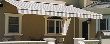 Choose an<br>Awning Style