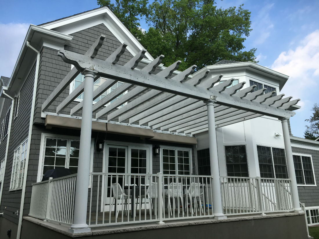 Bergenfield Nj Sliding Shade Canopies 3