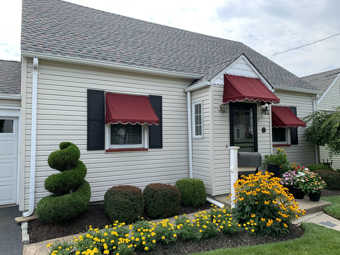 Clifton Nj Passaic County American Classic Window Awnings