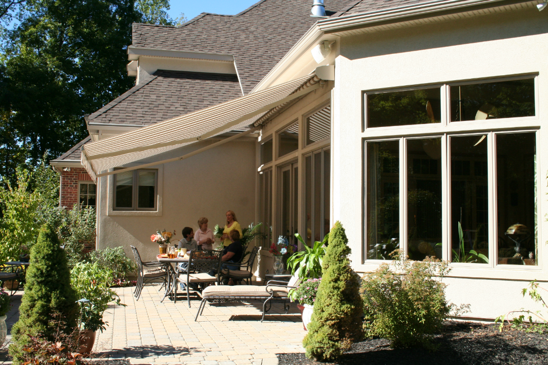 Custom Awnings Pompton Lakes Passic County Window Works Nj