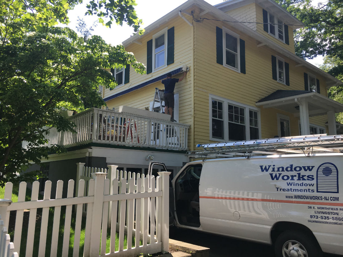 Madison Nj Window Works Cassette Awning
