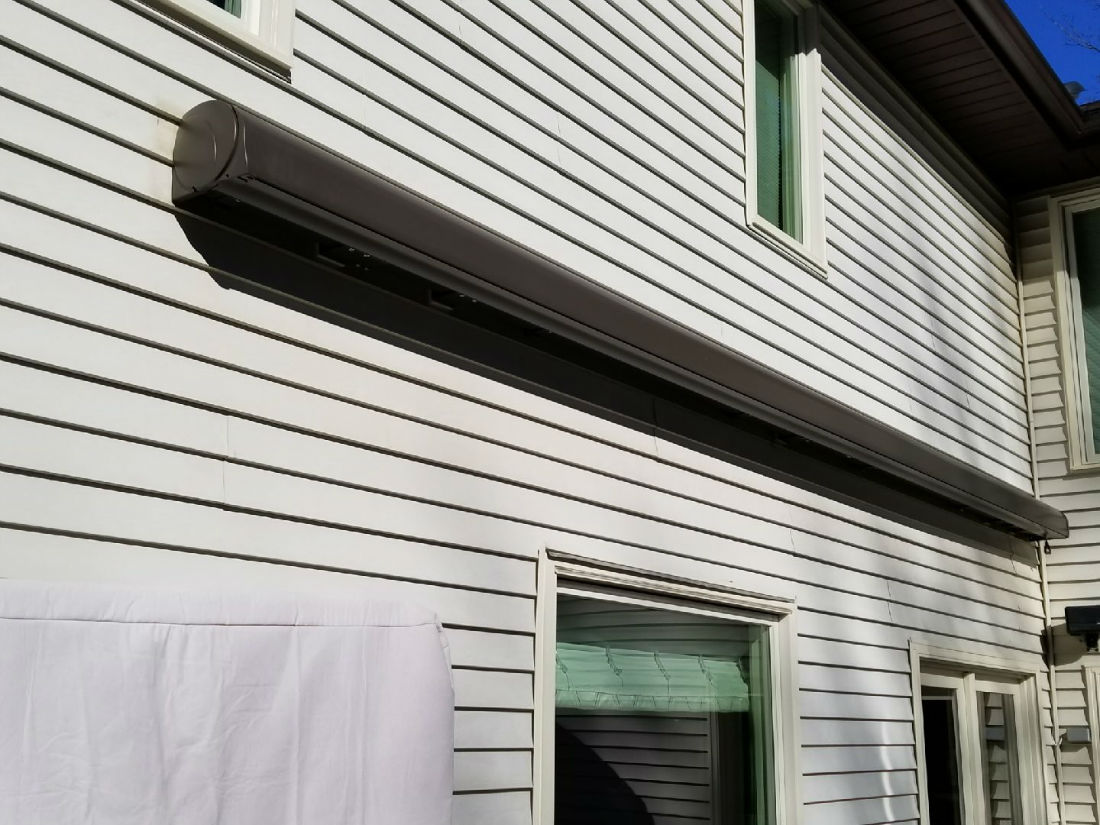 Randolph Nj Cassette Automatic Awning Bella Plus