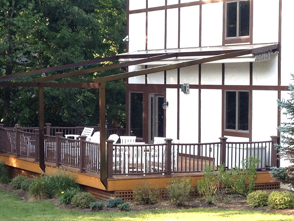 Saddle River Nj Pergola Gennius Bergen County